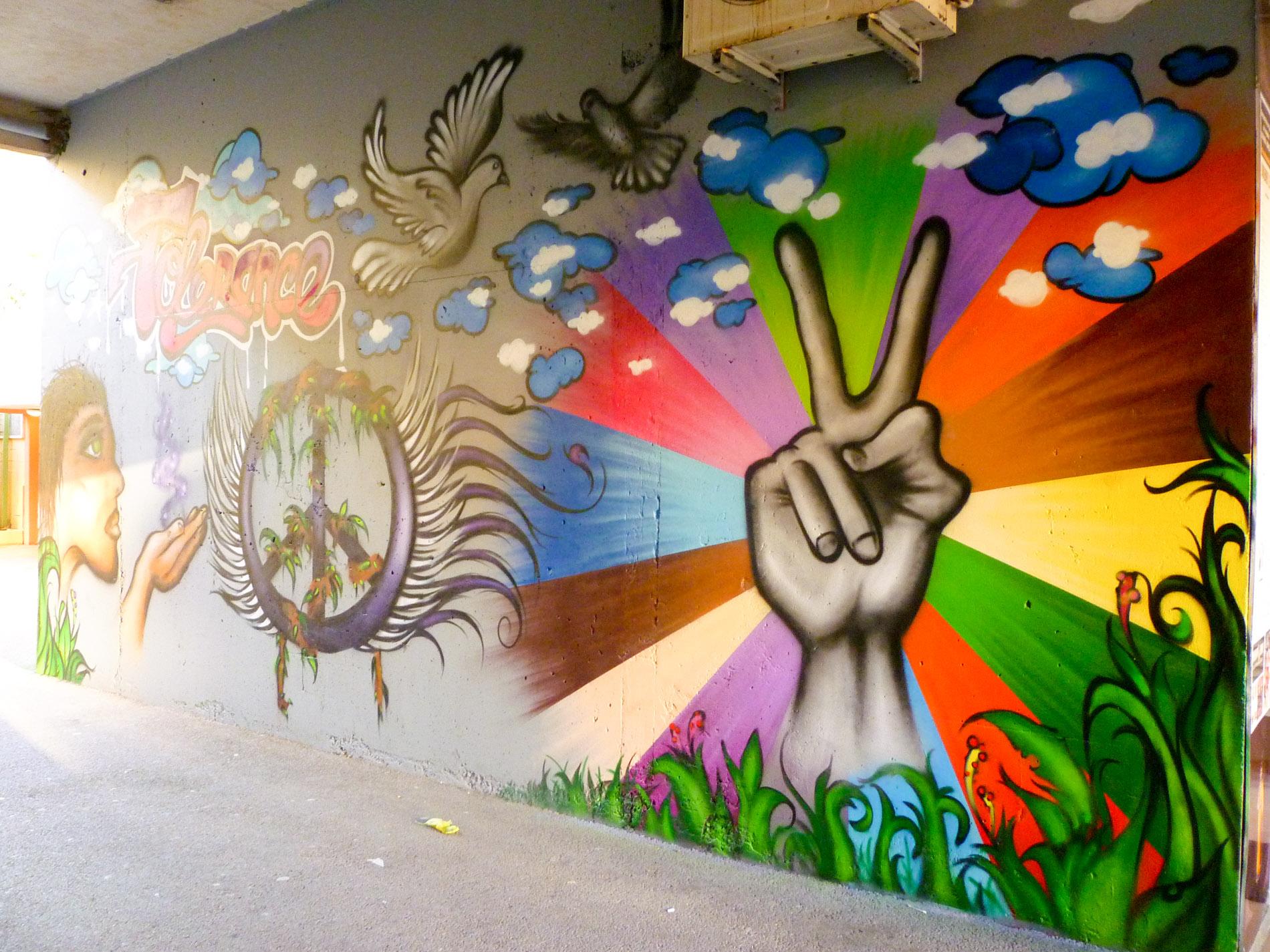Graffiti Animation Ateliers Graffiti Animation Aerozert Artiste Graffiti Daccoration