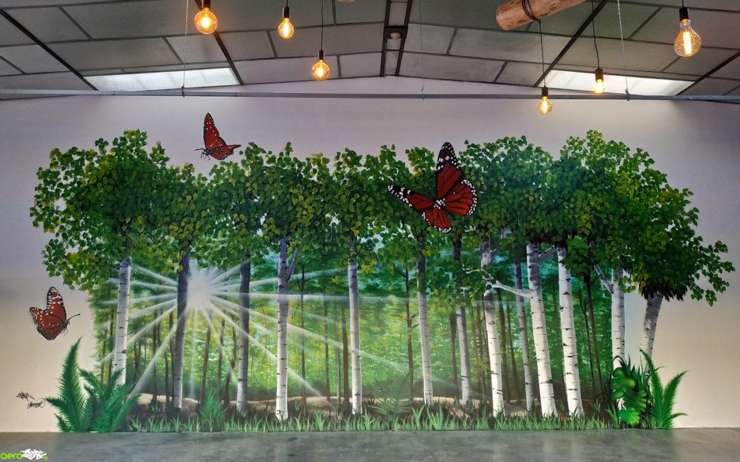 Décoration murale Pompes Funèbres Autem